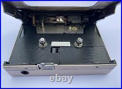 Sony WM-DD, serviced! New center gear, pinch roller en capstan ring