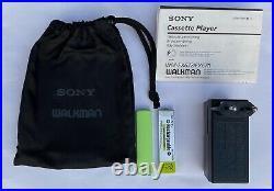 Sony WM-EX670 Walkman, serviced