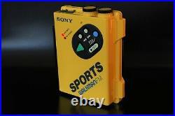 Sony WM-F5 Sports Walkman DD Repaired New Gear