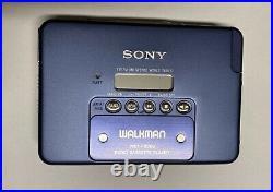 Sony WM-FX808 blue, serviced