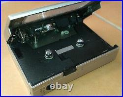 Sony Walkman DD 2 SILVER, GOOD CONDITION, 100% RESTORED, NO CLICKING