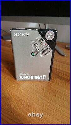 Sony Walkman II WM-2 Grey