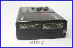 Sony Walkman Professional WM-D3 Serviced with gear fixed