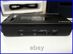 Sony Walkman Professional WM-D6C Stereo Kassetten Recorder ORIGINAL VERPACKT