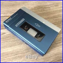 Sony Walkman TPS-L2 Kassettenspieler Stereo Erste Generation Gepflegt