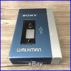 Sony Walkman TPS-L2 Kassettenspieler Stereo Erste Generation Gepflegt 600ms