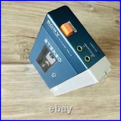 Sony Walkman TPS-L2 Lettore Cassette Stereo Primo Generazione Mantenuta 600ms
