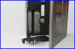 Sony Walkman WM-2, Battery Pack & Instructions Serviced & Working Perfectly