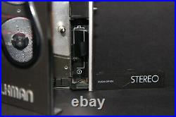 Sony Walkman WM-30 almost pristine, refurbished and playing perfectly! WM-20