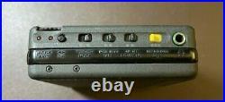 Sony Walkman WM-503 Black Cassette Player Excellent Working Condition