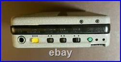 Sony Walkman WM-503 Grey Cassette Player Working Condition