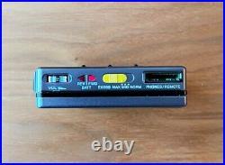 Sony Walkman WM-702 Cassette Player successor of WM-701 Excellent Working
