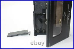 Sony Walkman WM-DC2 & Case Serviced with New Gear, Working Perfectly