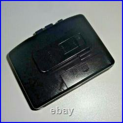 Sony, Walkman WM-EX10 Cassette player only Serial No 276424, Red & Black