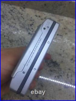 Sony Walkman WM-EX560 Cassette Player NEW BELT REFURBISHED