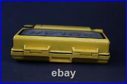 Sony Walkman WM-F107 Solar Refurbished with new belt & Working Perfectly