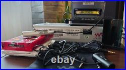 Sony Walkman WM-GX688 & accessory set, fully refurbished, mint condition, BOXED