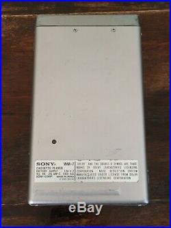 Sony Wm-7 Walkman Fully Restored