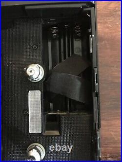Sony Wm-d3 Professional Walkman Fully Restored With Sennheiser Hd25