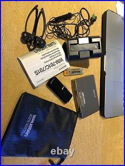 Sony walkman cassette player WM-701c