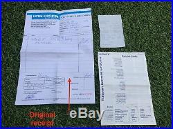 Special edition! I Sony WM-EX808HG beautiful condition, original wooden box