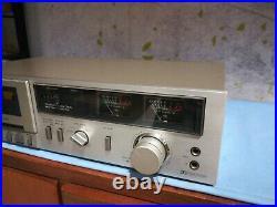Technics M13 Cassette Player Deck Stereo Hifi SERVICED WORKING