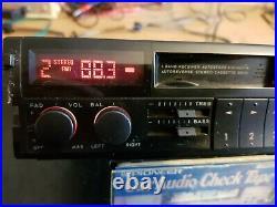 Time Warp Vintage Philips 620 Car Radio Cassette Player