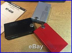 Toshiba walkman cassette player KT-AS10
