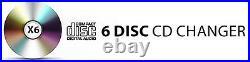 VW Golf MK4 6 CD changer, 6 Disc CD player Gamma / Beta Cassette player radio