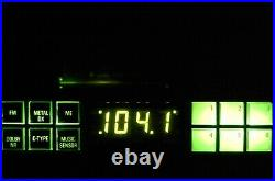 Vintage Alpine 7165 AM/FM cassette car stereo #4 Lambo Ferrari BMW old rare