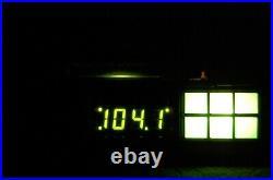 Vintage Alpine 7263 AM/FM cassette car stereo #9 Lambo Ferrari BMW old rare
