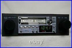 Vintage Pioneer KE-5100 AM/FM cassette car stereo #9 Chevy Ford Mopar old rare