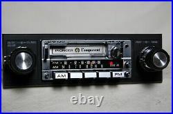 Vintage Pioneer KPX-9000 AM/FM cassette car stereo #8 Chevy Ford Mopar old rare