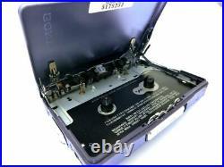 Vintage Restored SONY Cassette player WALKMAN WM-EX921 Good condition