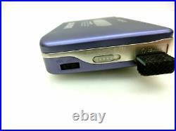 Vintage Restored SONY WALKMAN WM-EX707 Cassette Tape player Very good