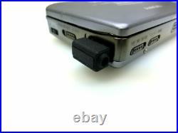 Vintage Restored SONY WALKMAN WM-EX88 Cassette Tape player Very good work
