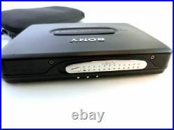Vintage Restored SONY WALKMAN WM-EX999 Cassette Tape player Very good work