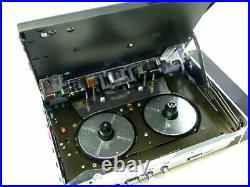 Vintage Restored SONY WALKMAN WM-F203 Cassette Tape player Very good work