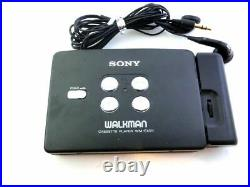 Vintage Restored SONY Walkman WM EX-511 Perfect working withEar Phone