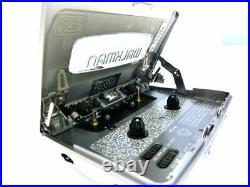 Vintage Restored SONY Walkman WM EX-811 Perfect working withRemote controller