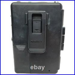 Vintage Sony Walkman WM-AF22 FM/AM Radio Cassette Player TESTED Free Shipping