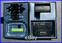 Walkman SONY WM-701C serviced new belt