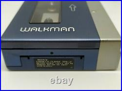 Working Walkman Sony TPS-L2 + Case Guardians of the galaxy cassette player